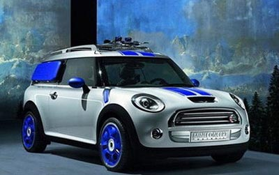 image_7360_largeimagefile Mini To Unveil SUV at Paris Motor Show