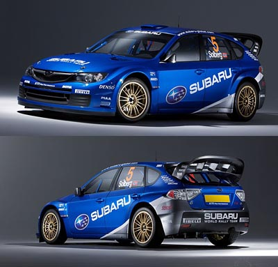 image_7572_largeimagefile The Legend Continues with Subaru Impreza WRC2008 Rally Car