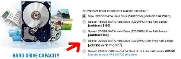 image_7655_superimage Dell Starts Offering 7200rpm 320GB Hard Drives in Laptops