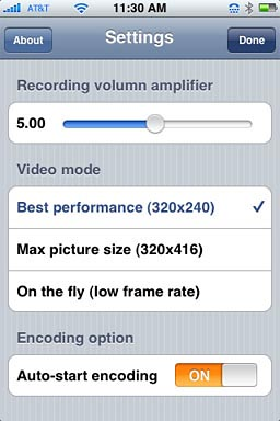 image_8140_largeimagefile Apple iPhone Gets Video Recording Application
