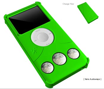 image_8389_largeimagefile iFrogz Audiowrapz for iPod Nano Coming to WalMart for Cheaper