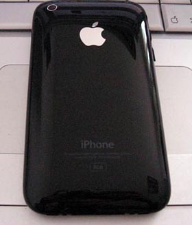 image_9042_largeimagefile 3G iPhone to Sport a Black Plastic Back?