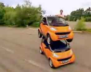 image_9226_largeimagefile Double-Decker Smart Car Doesn't Seem So Smart (Video)