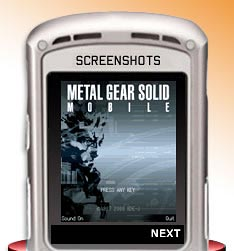 image_9509_largeimagefile Metal Gear Solid Mobile: Snake Sneaks Onto Your Phone