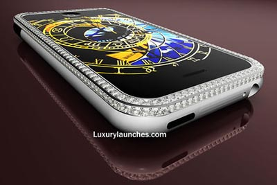 image_9587_largeimagefile World's Most Expensive iPhone or Lamborghini Gallardo: You Decide