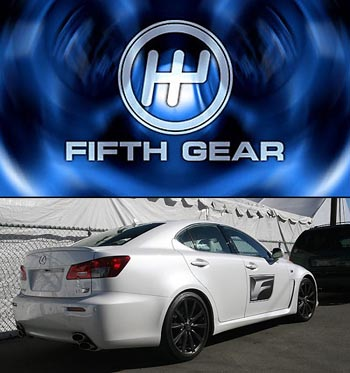 image_9937_largeimagefile Fifth Gear Test Drives the Lexus IS-F (Video)