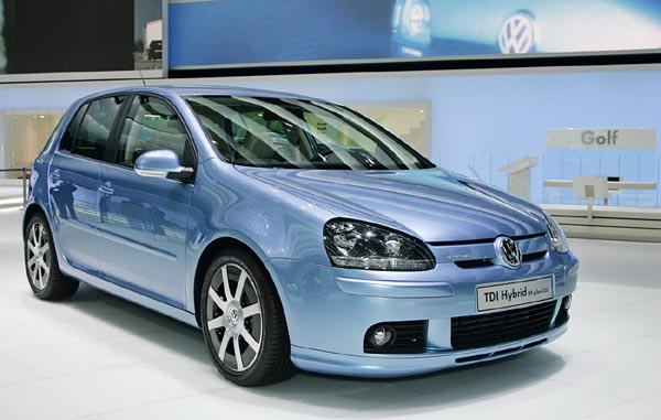 image_9941_superimage Volkswagen Golf TDI Hybrid Concept Loves Mother Nature