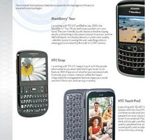 Best Buy Leaks Telus Phones