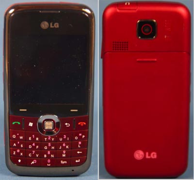 LG GW600 SureType Smartphone Approved by FCC, Heading to AT&T