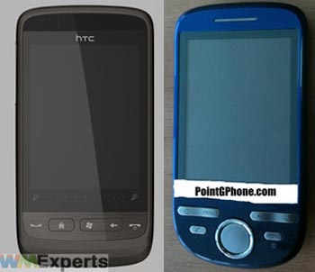 Going Touchscreen-Happy with HTC Mega and HTC Click