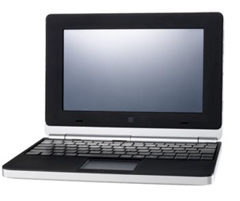 Touch Book Tablet Netbook from Always Innovating Starts Shipping
