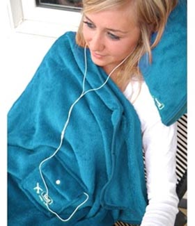 The Snuggie for Gadget Geeks