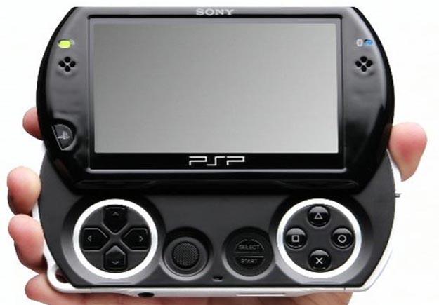 No UMD Transfers for Sony PSP Go