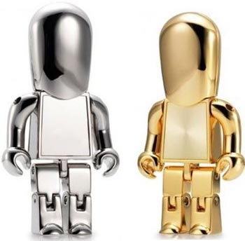 C-3PO Gets Resurrected as USB Flash Drive