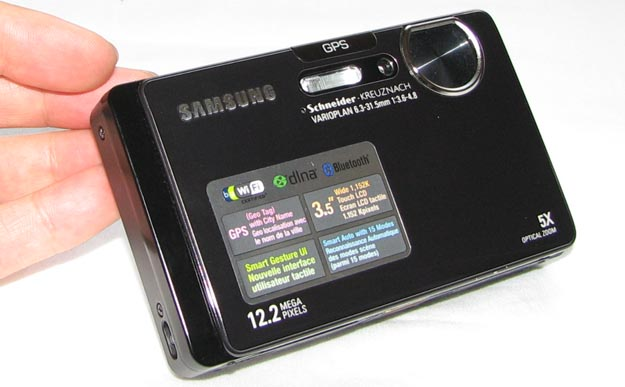 VIDEO: Unboxing the Samsung ST1000 Digital Camera