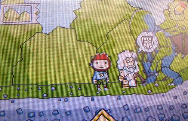 REVIEW - Scribblenauts for Nintendo DS