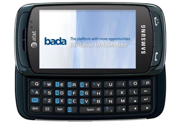 """Samsung """"bada"""" Joins Army of Open Mobile Platforms"""