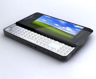 Much-Discussed ITG xpPhone Will Do Windows 7 Too