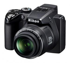 Nikon-P100_front34l_on