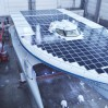 PlanetSolar01_540x359-99x99 PlanetSolar 100' catamarn has 38,000 photovaltaic solar cells, set to sail in March