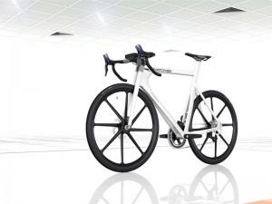 Formula 1 engineers create BERU Factor 001 bicycle