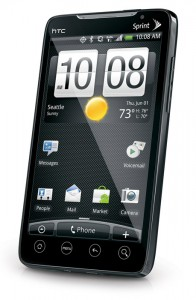 HTC EVO 4G Android Smartphone coming to Sprint summer of 2010