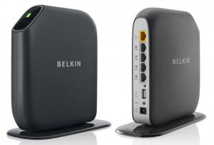 Belkin Play Max Wireless 802.11n Router