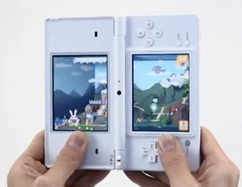 Nintendo 3DS announced in Japan