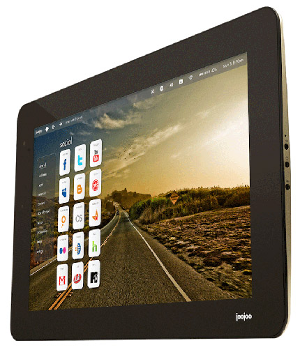 JooJoo Android-based Tablet Computer