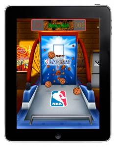 ngmoco's HotShot for the Apple iPad