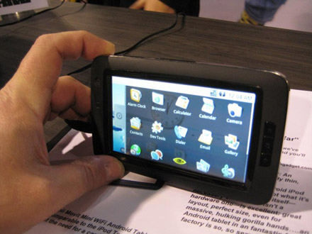 GiiNii Android Tablet Photo: