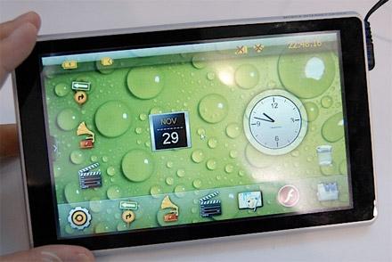 X10 No-name Windows CE tablet