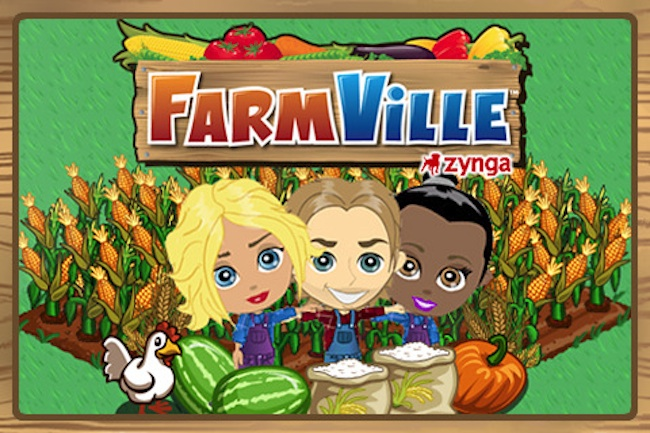 FarmVille released for the Apple iPhone