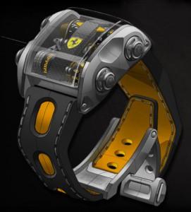 Cabestan Ferrari One wristwatch