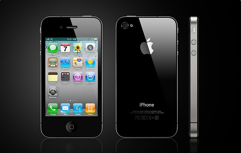 Apple iPhone 4 revealed