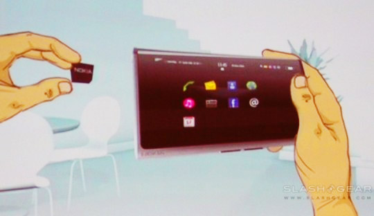Nokia Tablet concept image