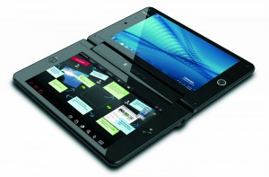 Toshiba Libretto Tablet Concept