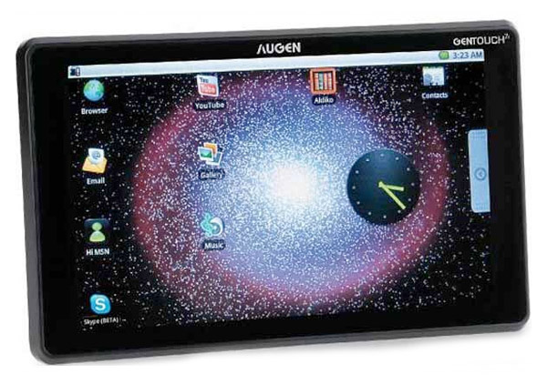 Augen GENTOUCH 7-inch Android Tablet will sell for $149 at Kmart