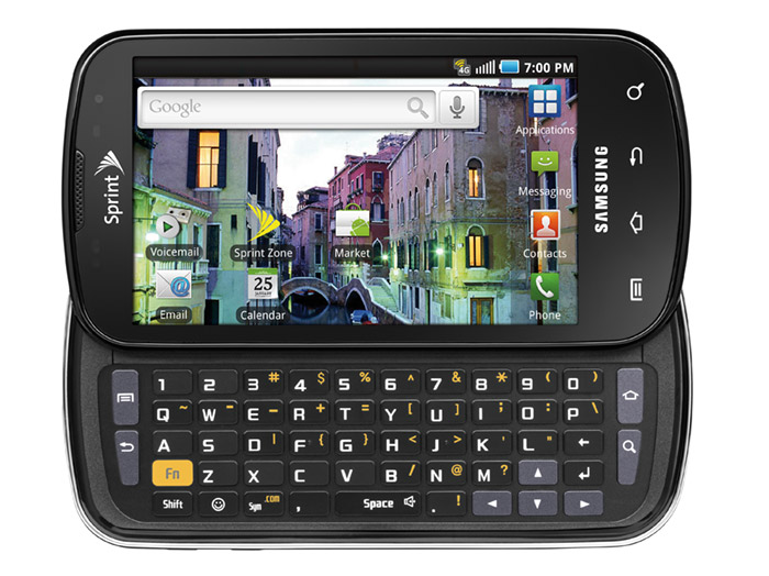 Samsung Epic 4G Galaxy S arrives on Sprint