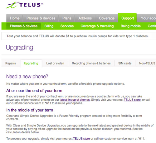 telus-upgrades