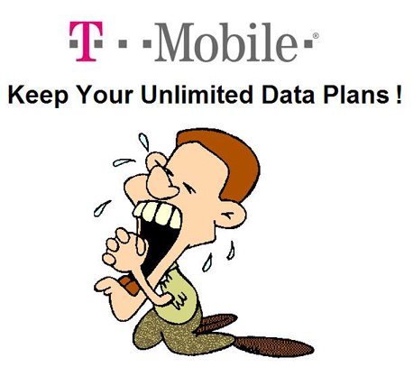t-mobile unlimited data
