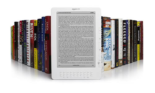 amazon-kindle e-store