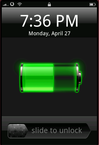 battery-half