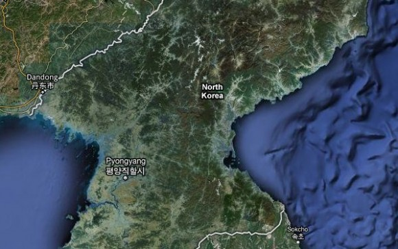 north-korea GPS jamming