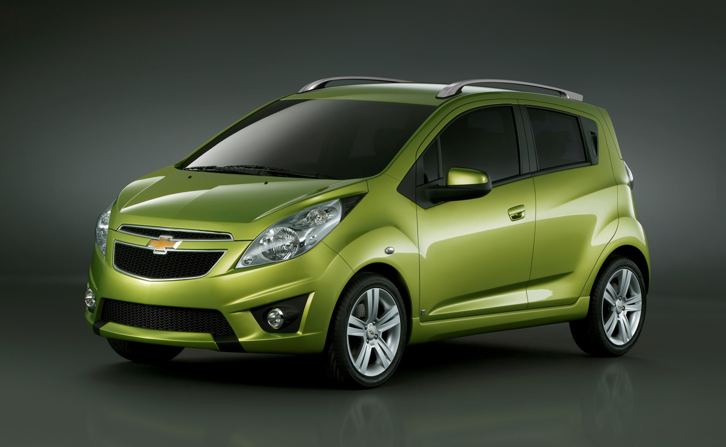 Gm Announces All Electric Chevy Spark Ev For 2013 Mobile