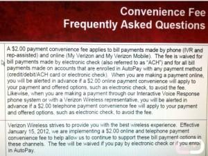 conveniencefeee