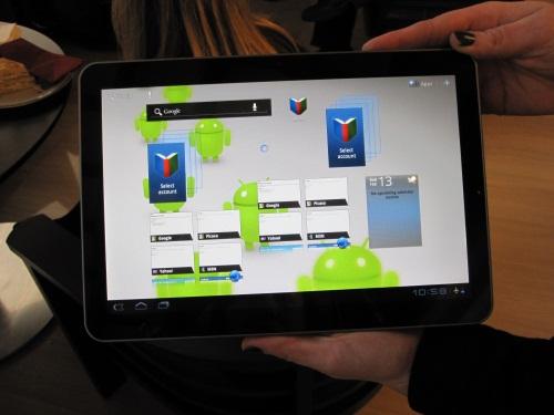 Samsung Galaxy Tab Ban