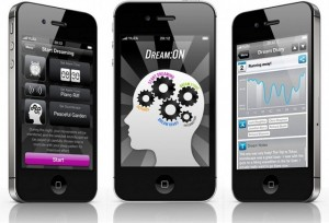 dreamon-iPhone-app