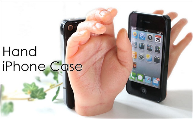 hand-iphone-case
