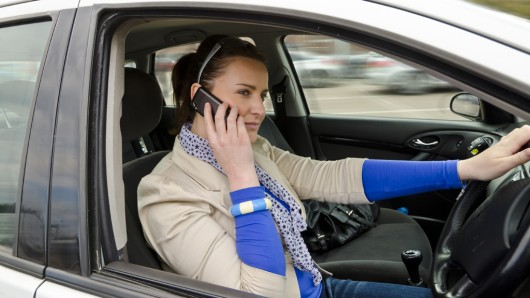 phone-driving